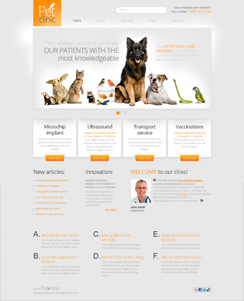 Free Animal Templates Free Pet Templates