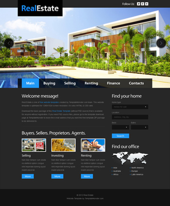 Website Templates | Free Website Templates | Free Web Templates